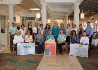 Hibiscus Guild Hosts Summer Luncheon to Plan Fundraising Events