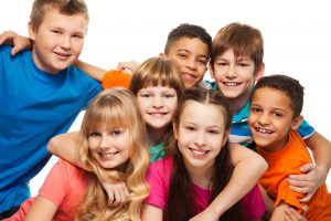 Childrens photo banner