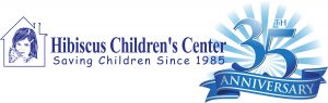 HCC 35 Year logo
