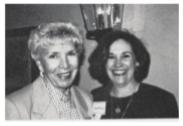 LaVaughn Tilton & Senator Gayle Harrell (1985)