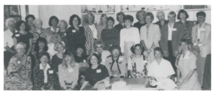 First HCC guild meeting in 1992.