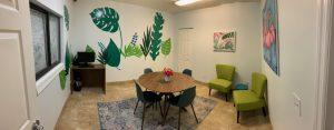 Mental Health room