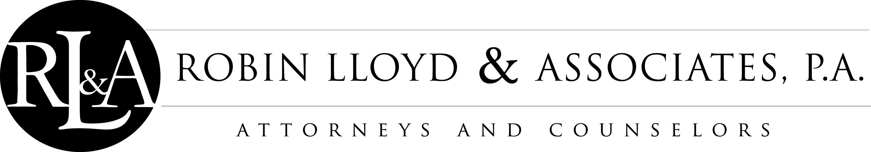 Robin-Lloyd & Associates Logo