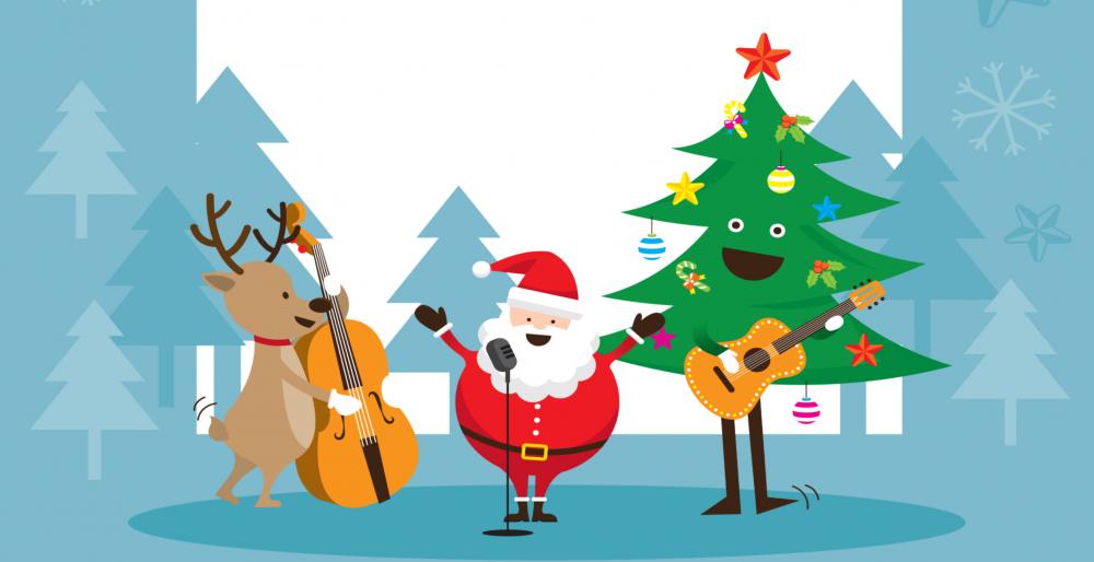 Santa Claus graphic
