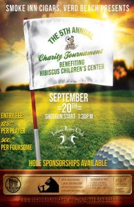 Smoke Inn Golf event to benefit HCC flyer