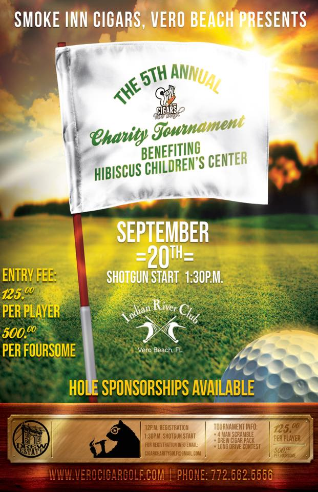 Smoke Inn Cigars presents HCC golf tournament 5th annual