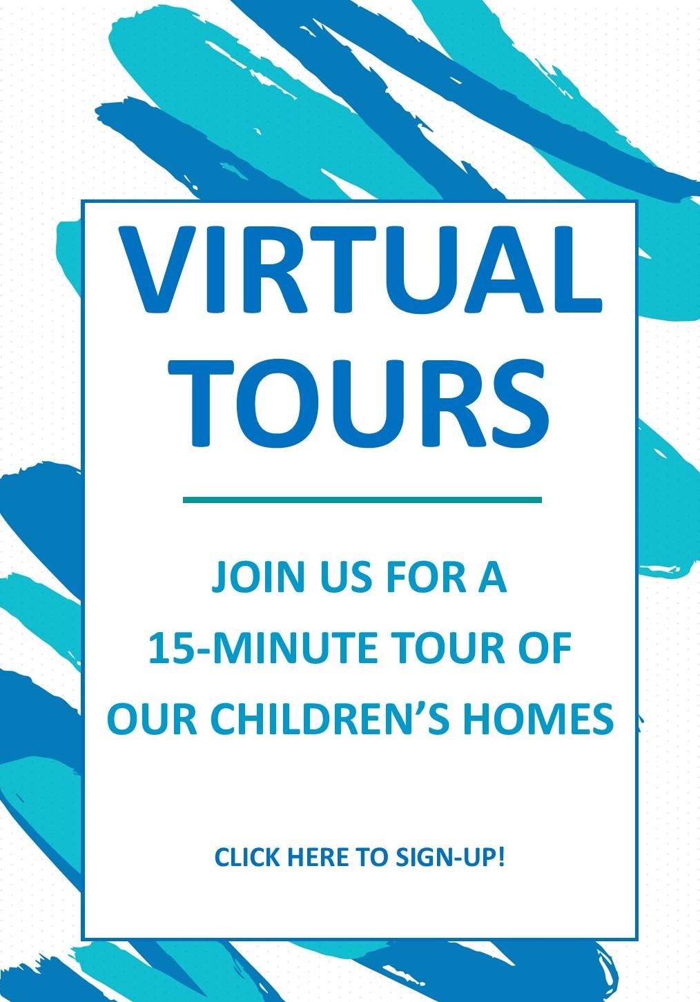 Virtual tour info