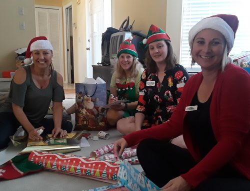 Martin County Community Provides Memorable Christmas to Hibiscus Shelter Children